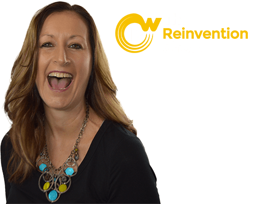 The Reinvention Show by Carol Wain